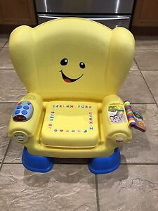 Fisher Price Laugh & Learn smart chair