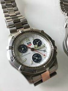 - 2x Tag Heuer watches -