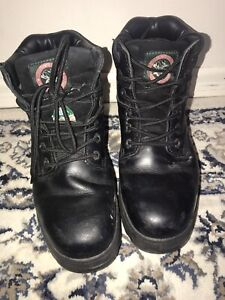 Moosehead safety boots