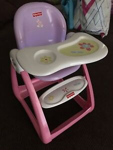 Dolls high chair Darch Wanneroo Area Preview