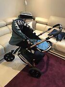 Safety first wanderer pram stroller 2014 Mernda Whittlesea Area Preview