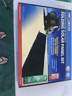 Projecta 120w folding solar panel