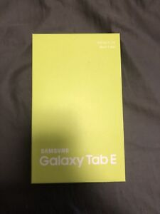 Samsung Tab E 8inch with LTE Brand New tablet