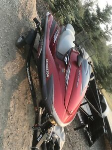 2010 Supercharged Waverunner