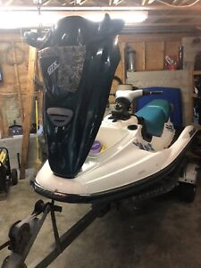 1998 SeaDoo GTX 3 Seater Personal Watercraft