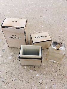 Chanel No5 small vintage bottle Palmerston Gungahlin Area Preview