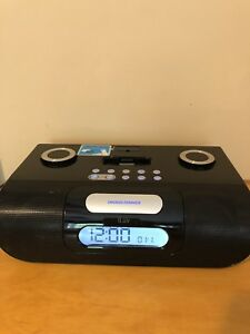 iLuv i277 Stereo Clock Radio Docking Station (iPod & Bluetooth)