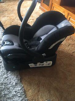 Baby capsule & baby sling
