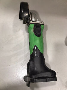 Hitachi 18v cordless grinder. Skin only. No battery or charger. Burleigh Heads Gold Coast South Preview