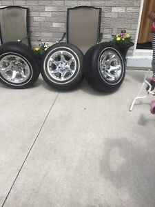 American racing rims and tires 15""
