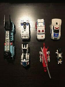 Transformers Combiner Wars Defensor with Perfect Effect