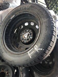4 winter tire made in USA 195 65 15R