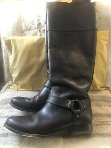 Women's size 8 kneehigh leather FRYE boots