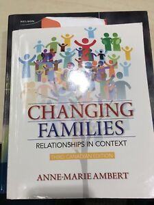 Changing families 3rd ed, sociology 271