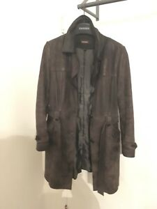 Danier Leather Trench Coat with Thinsulate