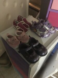 Little girls shoes the Dora one are brand new