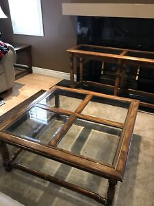 Perfect 3 Piece Coffee Table set