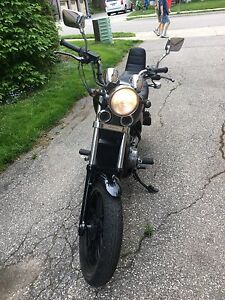 1985 Honda shadow vt500