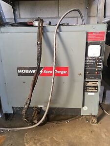 Hobart Industrial battery charger