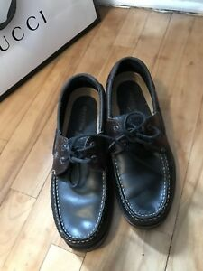 MEN'S SPERRY SIZE 10.5 (barley worn)