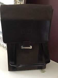 Cutter & Buck Leather Bag New