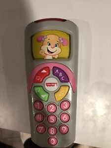 Like new fisher price laugh and learn phone!