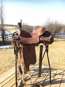 "14.5"" Cowboy Country Elite Roper REDUCED"