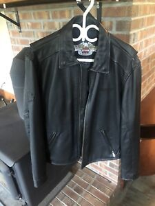 Harley Davison Classic Leather Jacket