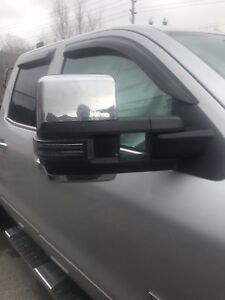 2014-2017 GMC 1500 premium towing mirrors