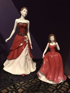 Royal Doulton Emily and Emma