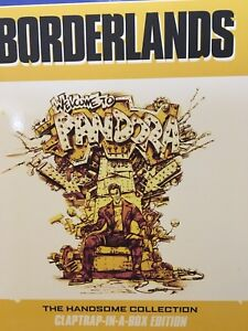 PS4 Borderlands Collection