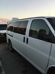 Chevrolet express2007 allonger