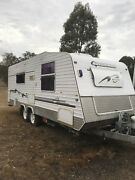 Caravan Semi Off Road Branxton Singleton Area Preview