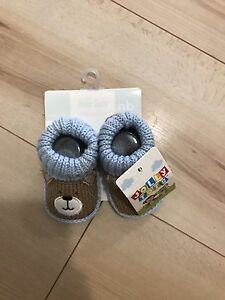 Baby Boy Newborn Shoes