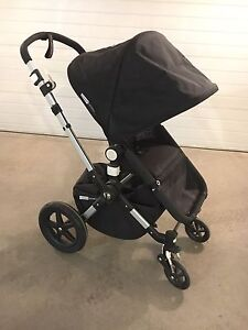 Bugaboo Cameleon 3 Black Stroller with all accessories