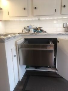 Fisher and paykell dishwasher drawer