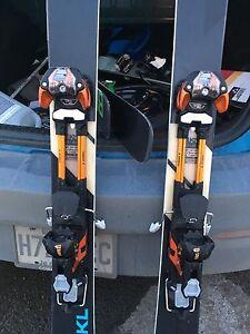 Fix de Ski touring Binding Atomic Tracker 16 2015 comme neuve!!