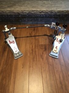 AXIS DOUBLE PEDAL