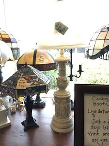 Stained Glass Lamp Liquidation!