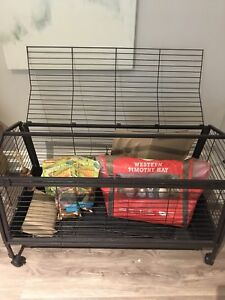 Guinea Pig Cage and Playpen