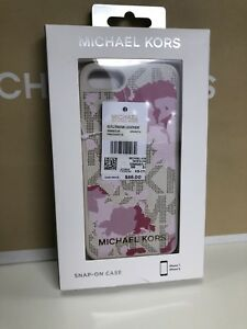 Authentic Michael Kors iPhone 7 and 8 case - new