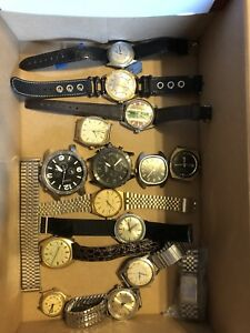 Men's watch lot