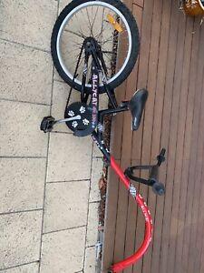 Bike extension for kids