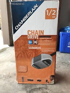 GDO - Chamberlain 1/2hp Chain Drive NEW!