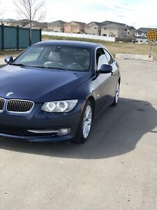 2011 BMW 328XI COUPE//LOW KMS//FULL LOAD W/NAVI