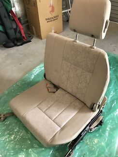 Landcruiser 100 Series rear seats (8 seater set)