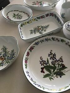 Royal Worcester Dinner Ware Dishes