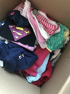 HUGE lot of girls clothes and shoes