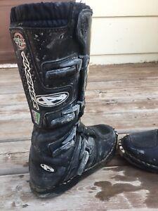 Answer dirt bike boots