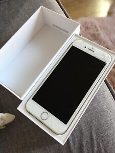 iPhone 6, Bell, Cracked + Works Perfectly